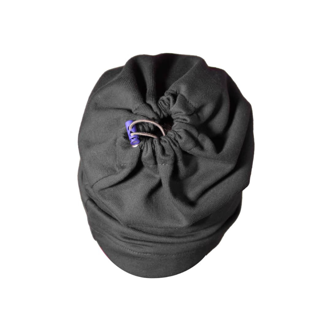 کلاه اسکارف زغالی