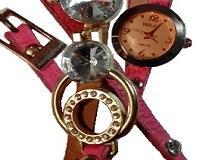 ساعت والار طرح دستبند