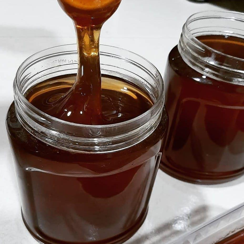 عسل آویشن100 درصد طبیعی ساکاروز زیر 2%(دیابتی)محصول شهرستان دماوند