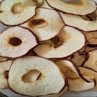 سیب قرمز خشک با پوست