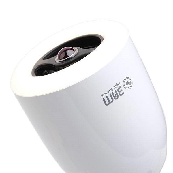 لامپ هوشمند LED اسپیکر دار BAM (بلوتوثی)