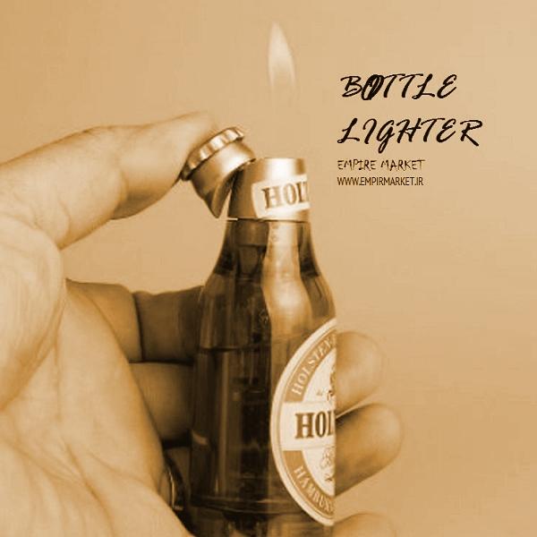 فندک طرح بطری فانتزی Bottle Lighter