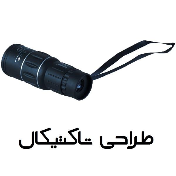 دوربین تک چشمی شکاری 52×16 بوشنل Bushnell
