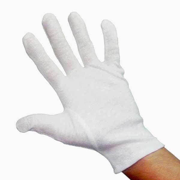دستکش بهداشتی نخی (آنتی میکروبال)