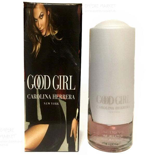 عطر زنانه لوکا باسی طرح گود گرل LOCA BOSSI GOOD GIRL(100ml)