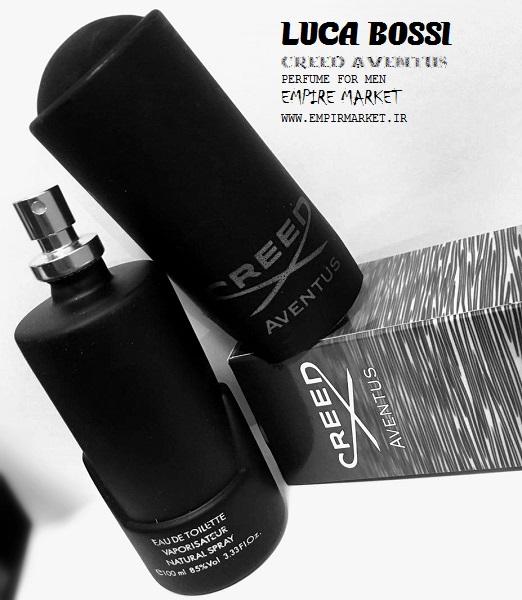 عطر مردانه لوکا باسی طرح اونطوس LOCA BOSSI AVENTUS(100ml)