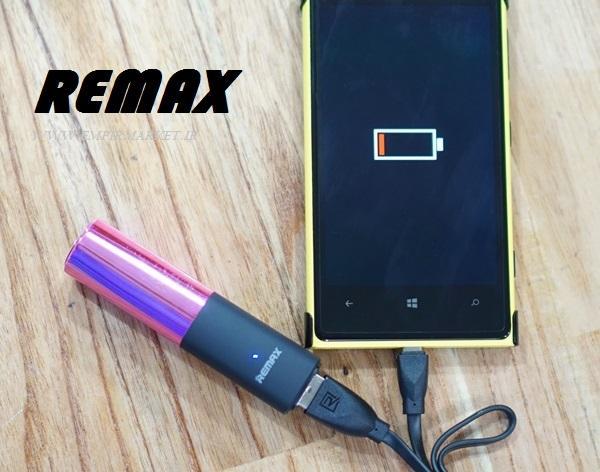 پاوربانک طرح ماتیکی فانتزی(2400 mAh) REMAX RPL 12