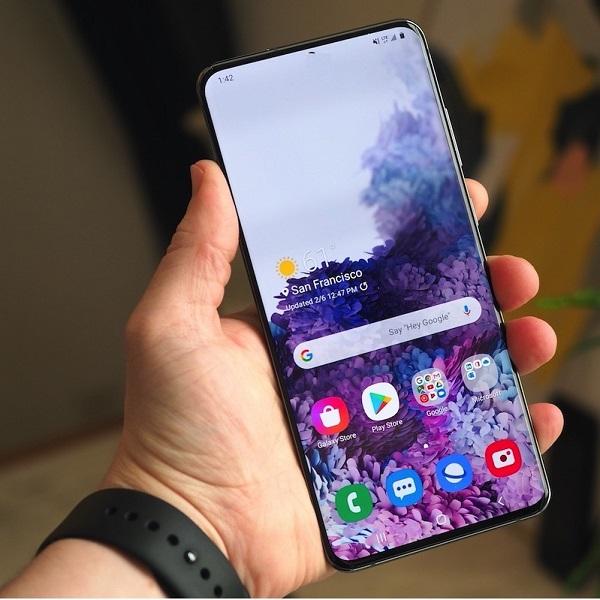 موبایل هوشمند طرح سامسونگ اس20 S20 ultra (آندروید10)
