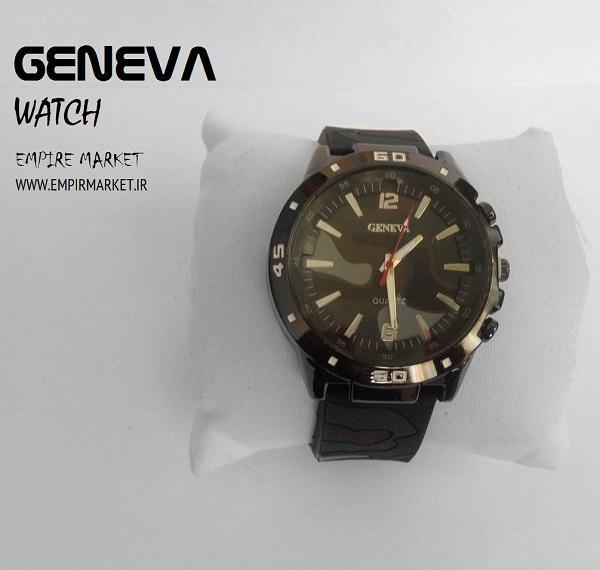 ساعت مچی استتار چریکی GENEVA (ارتشی)