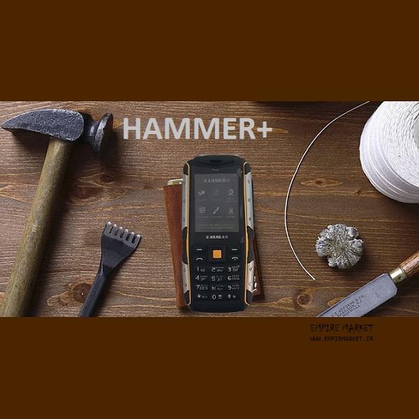 گوشی موبایل ضدضربه و ضدآب هامر پلاس کن شین دا KEN XIN DA HAMMER Plus