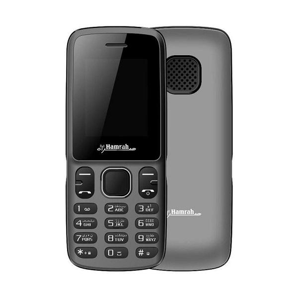 گوشی موبایل همراه پلاز HAMRAH A108 (دارای گارانتی)