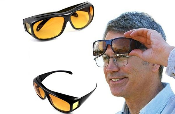 عینک دید در شب HD VISION (اورجینال)
