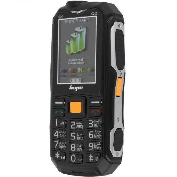 گوشی موبایل ضدضربه و ضدآب هوپ HOPE S29