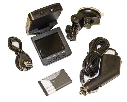 دوربین مداربسته اتومبیل HD