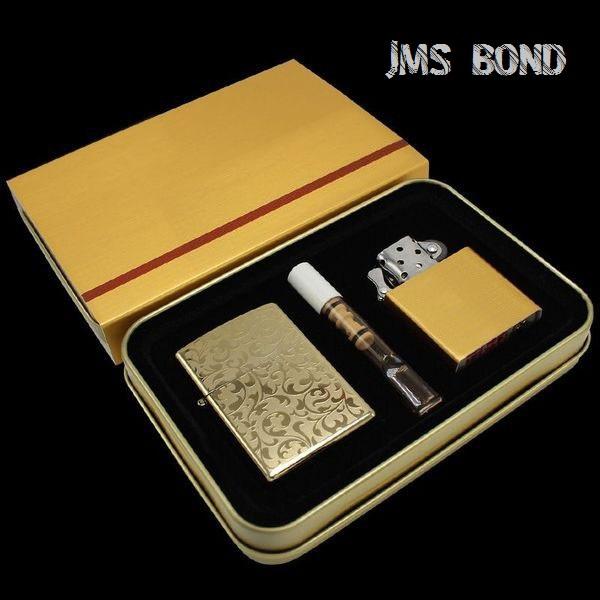 ست فندک جیمز باند JMSBOND (پک)