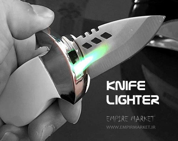 چاقو تاشو فندک اتمی ضامن دار CAPEX