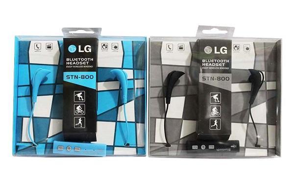 هندزفری بلوتوث کنترل LG-STN800