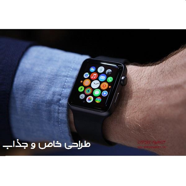 فندک الکترونیکی طرح ساعت هوشمند (اپل واچ)