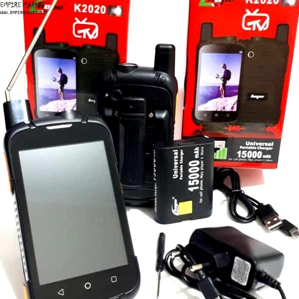 گوشی موبایل لمسی ضدآب و ضدضربه هوپ HOPE K2020