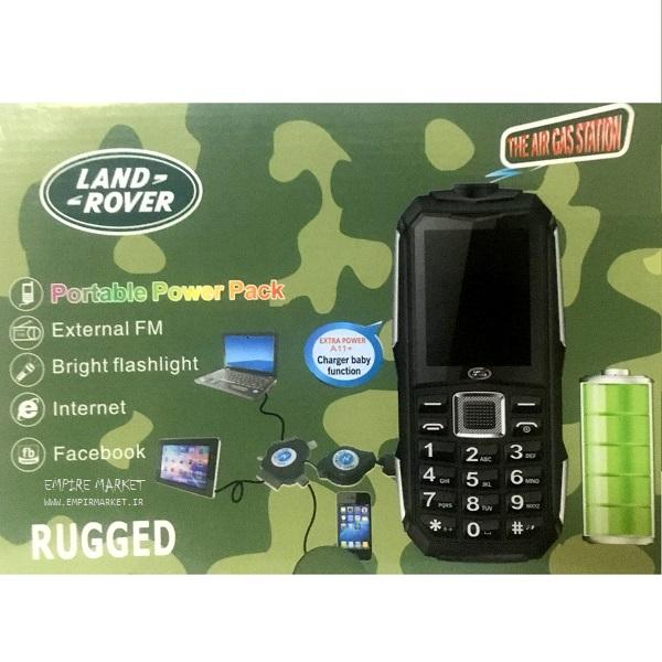 گوشی موبایل ضدضربه لندرور LAND ROVER A11 پلاس