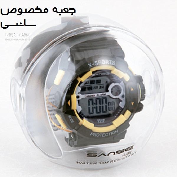 ساعت مچی ضدآب سانسی SANSE (تاکتیکال)