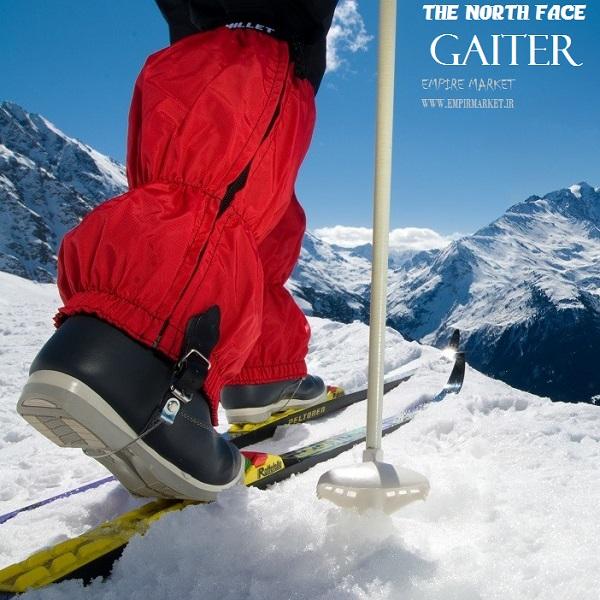 گتر کوهنوردی نورث فیس ضدآب THE NORTH FACE