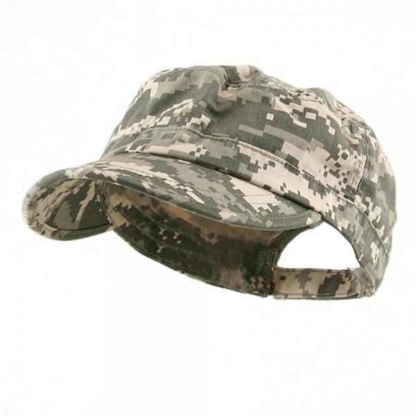 کلاه آمریکایی لبه دار ارتشی (تم میلیتاری)