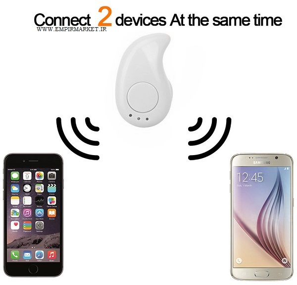 هندزفری بلوتوثی کانسپت Bluetooth Concept Headset