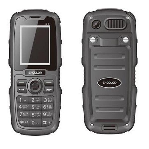 فروش گوشی موبایل زره پوش و ضدآب S-COLOR S1