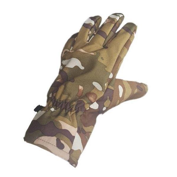 دستکش ضدآب استتار چریکی (بهاری)
