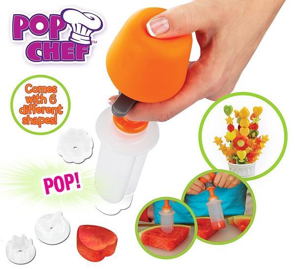 قالب تزیین مواد غذایی پاپ چف POP CHEF