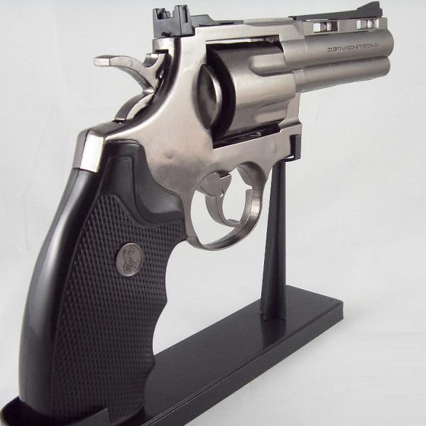ماکت اسلحه کمری رولور (فندک پایتن هفت تیر)