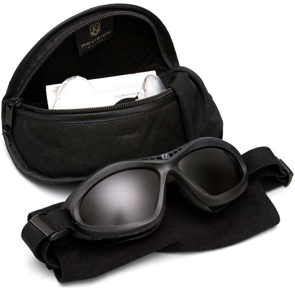 عینک طوفان آمریکایی تاکتیکال ضدگلوله REVISION