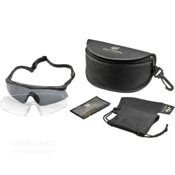 عینک آمریکایی تاکتیکال ضدترکش ریویژن REVISION Sawfly