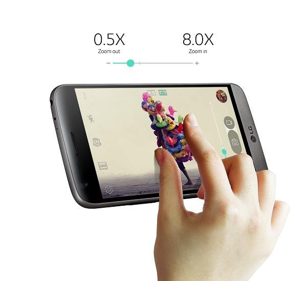 خرید گوشی هوشمند ال جی LG G5 full