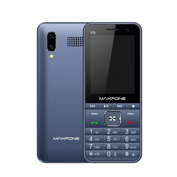گوشی موبایل مکسفون MAXFONE V6 (4سیمکارته)