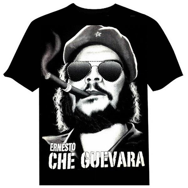 تیشرت سه بعدی طرح پرتره چه گوارا Che Guevara
