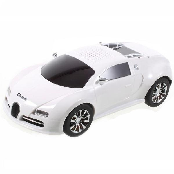 اسپیکر بلوتوثی فانتزی ماکت اتومبیل بوگاتی ویرون JKR (ابعاد بزرگ)
