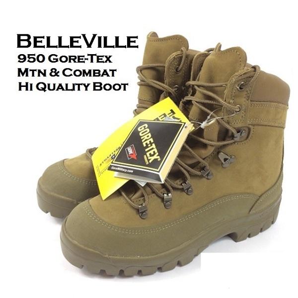 نیم بوت آمریکایی اورجینال بیلی ویل BELLEVILLE 950MCB