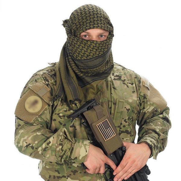 شماق تاکتیکال آمریکایی دلتافورس Delta Force Shemagh