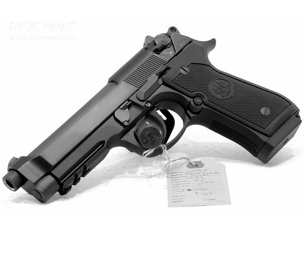 تفنگ ایرسافت فلزی مدل کلت برتا (دارای صدا خفه کن)