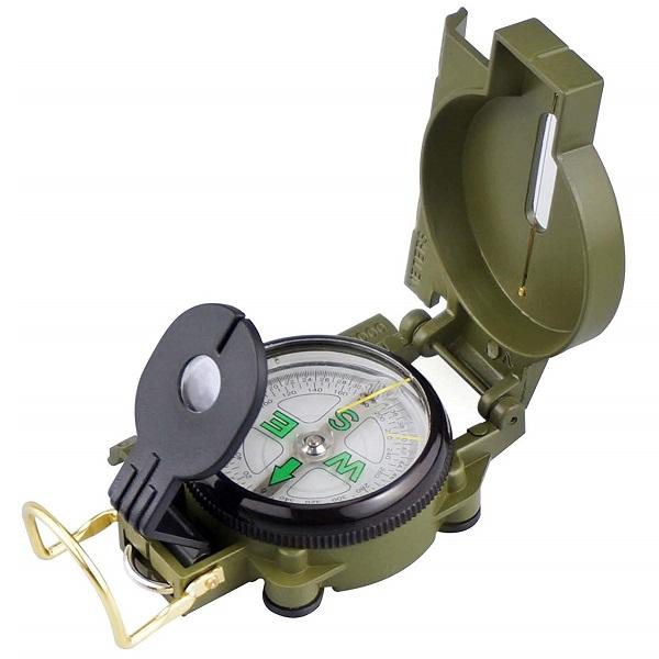 ست قطب نما حرفه ای نظامی LENSATIC COMPASS