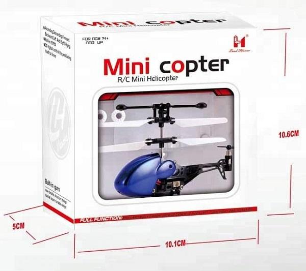 هلی کوپتر کنترلی مینی سایز Mini COPTER