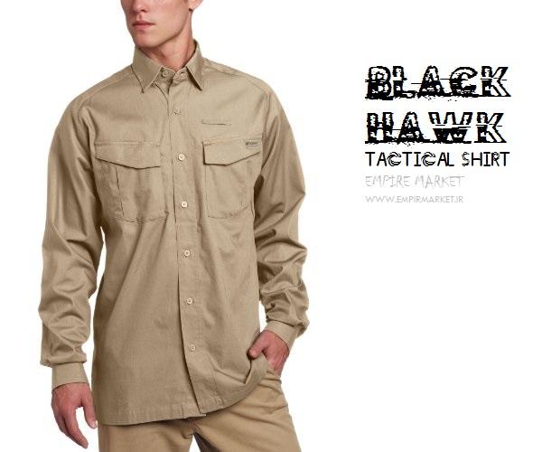 پیراهن نظامی تاکتیکال بلک هاوک BLACK HAWK