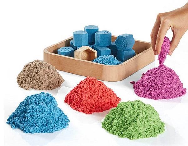 شن بازی جادویی Sand Magic (درجه یک)