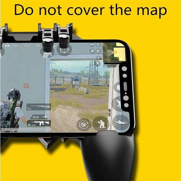 گیم پد موبایل پابجی AK-66  (دسته بازی موبایل)