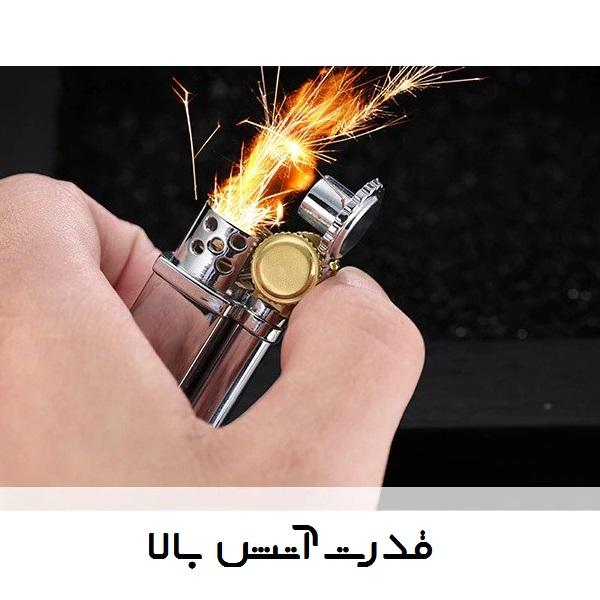 فندک بنزینی چیف اورجینال CHIEF (لوکس)