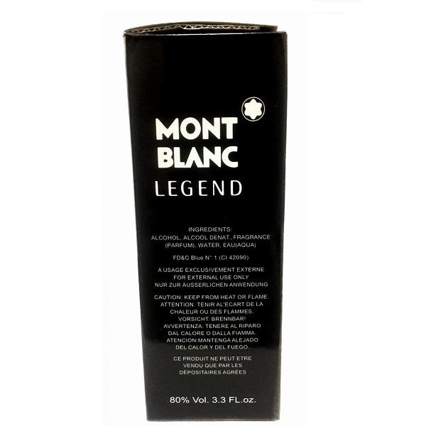 عطر مردانه مانت بلن MONT BLANC (100ml)