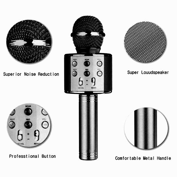 میکروفون اسپیکر دو منظوره C-33S