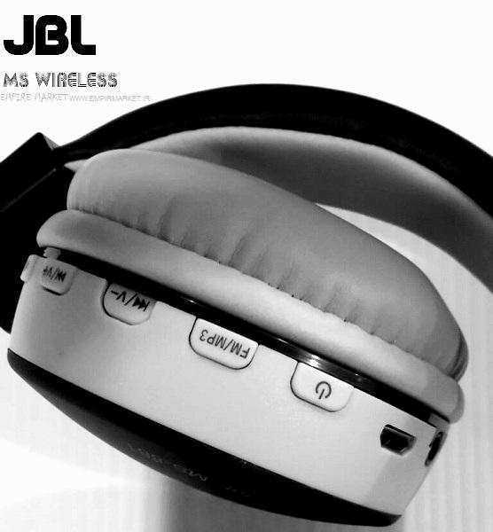 هدفون بلوتوثی جی بی ال اورجینال JBL MS-771C WIRELESS